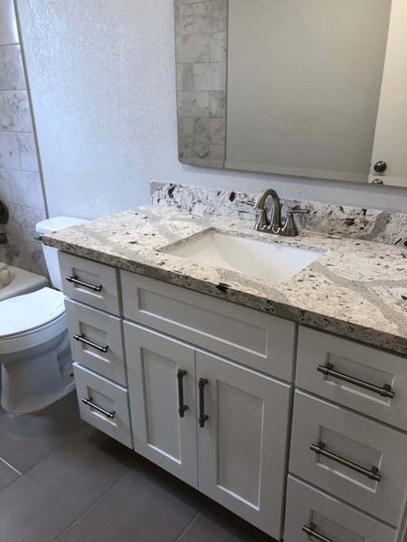 Beasly Home Remodel Bathroom