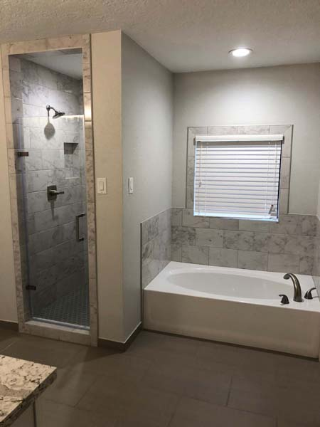 Beasly Home Remodel Bathroom Renovation