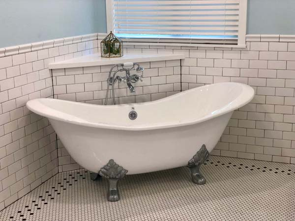 Redstart Home Remodel Tub