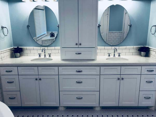 Redstart Home Remodel Bathroom Vanity