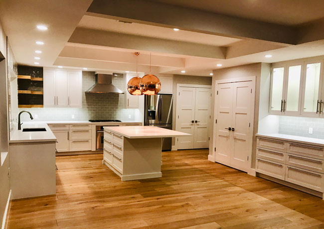 Spellman Home Remodel Kitchen Renovation