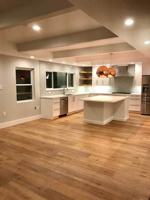 Spellman Home Remodel Kitchen