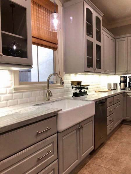Tamarisk Home Remodel Farmhouse Kitchen