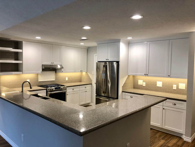 Dunlap Home Remodel Kitchen Design