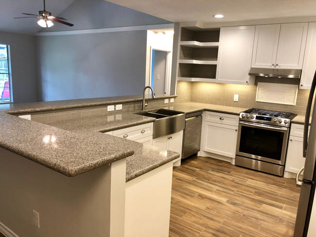 Dunlap Home Remodel Kitchen Counters