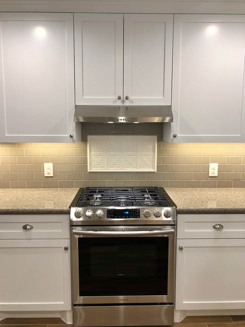 Dunlap Home Remodel Kitchen Backsplash