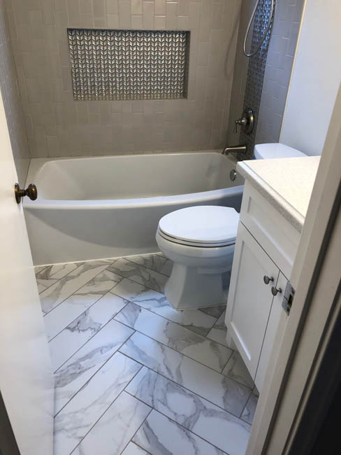 Dunlap Home Remodel Bathroom Tile