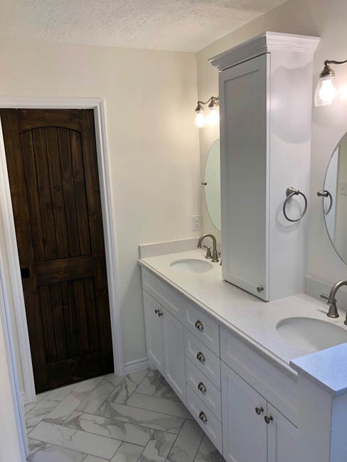 Dunlap Home Remodel Bathroom Design