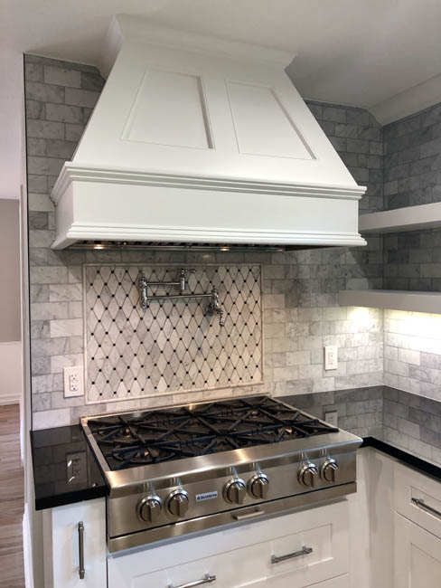 Eastwood Home Remodel Kitchen Oven Hood