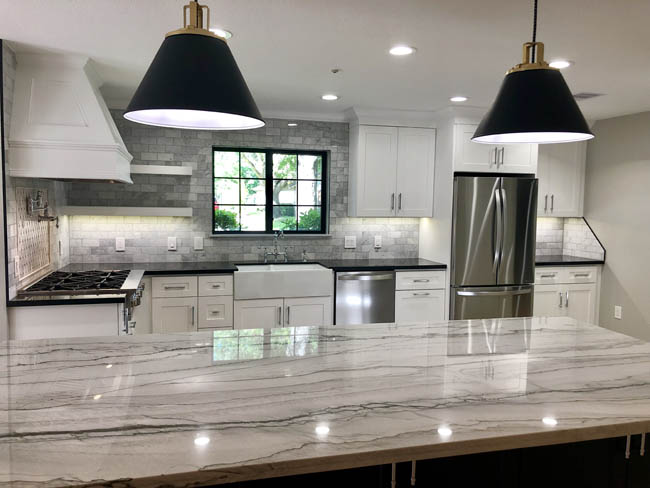 Eastwood Home Remodel Kitchen Counters