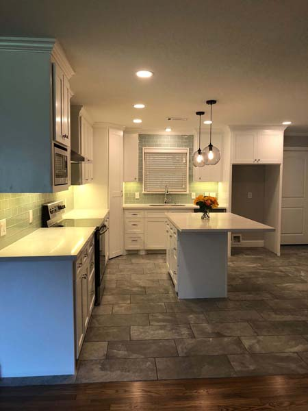 redstart home remodel kitchen remodel
