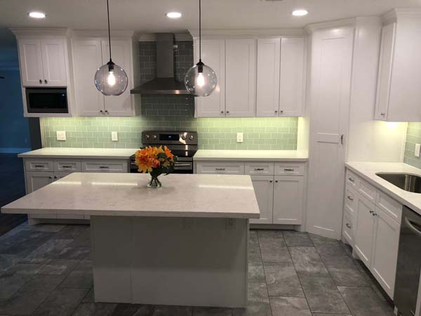 redstart home remodel kitchen backsplash